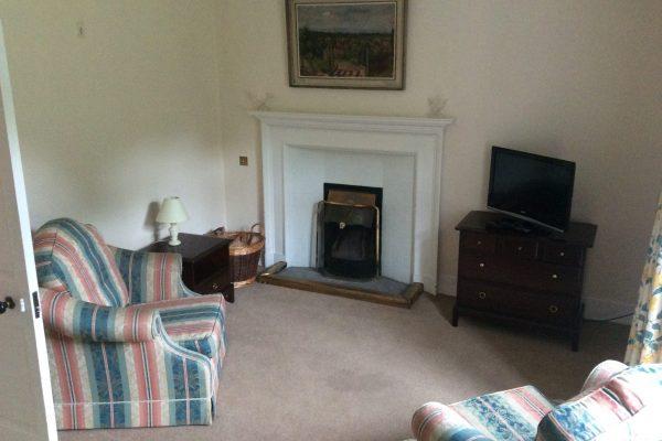 Courtyard House-TV Lounge