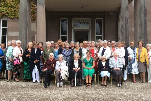 The Brechin Floral Art Group celebrate 75 years at The Burn